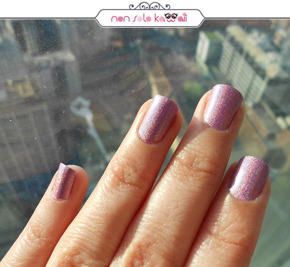 non solo Kawaii - Pupa, Holographic Nail Polish 036