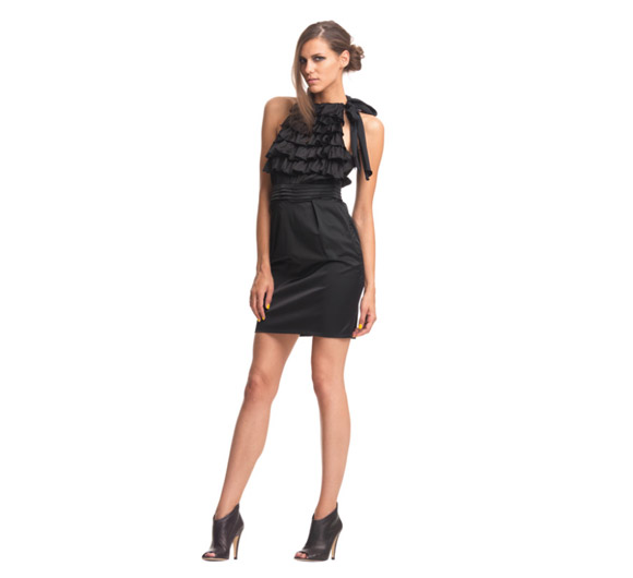 Fornarina - Dress Mollie Black