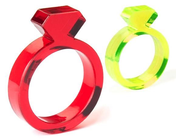 Charles & Marie - Diamond Rings