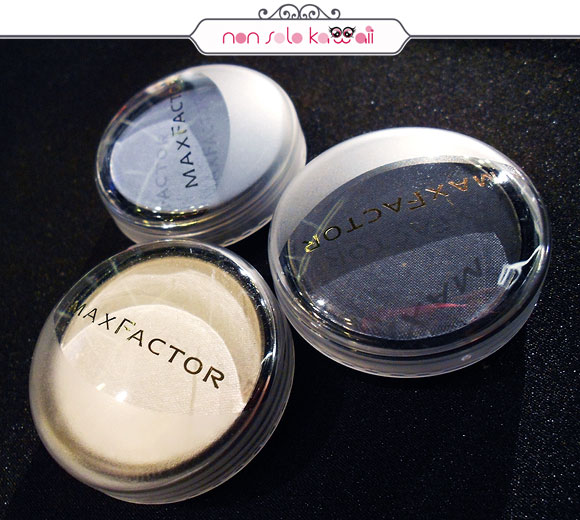 Max Factor Make Up School - Milano