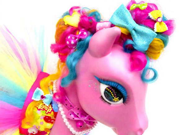 My Little Pony Project 2012, 6%DOKIDOKI - Colorful Rebellion