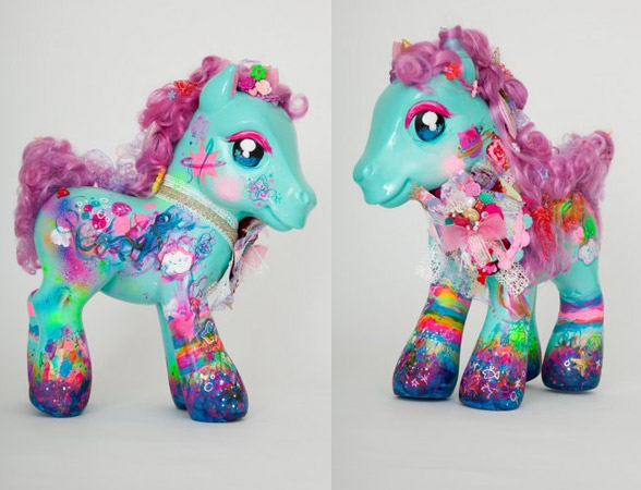My Little Pony Project 2012, Chikuwaemil - Precious