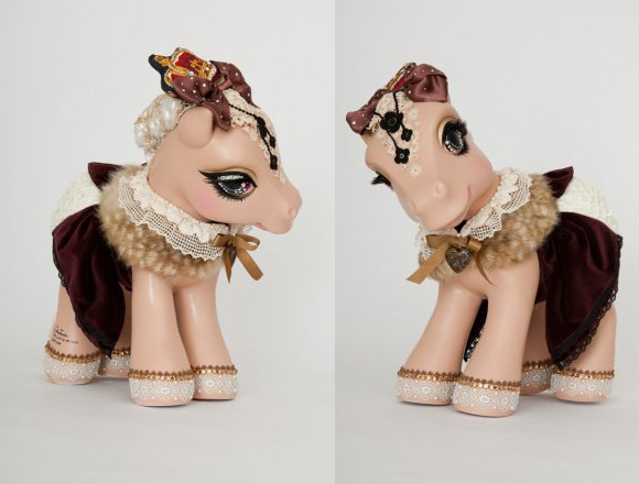 My Little Pony Project 2012, Junie Moon - Pony Couture Autumn/Winter Collection