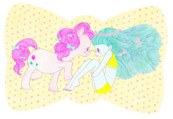 My Little Pony Project 2012, Mayumi Inoha - baby baby baby