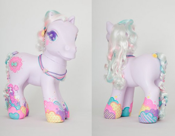 My Little Pony Project 2012, Miss Kika - Cotton Candy Skydancer