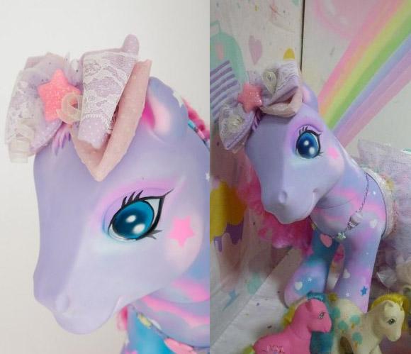 My Little Pony Project 2012, Spank! - Spank!