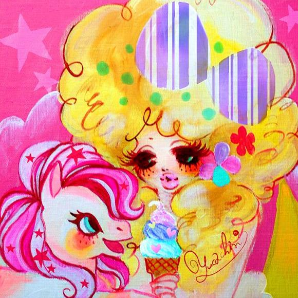 My Little Pony Project 2012, Yucachin' - DREAMY