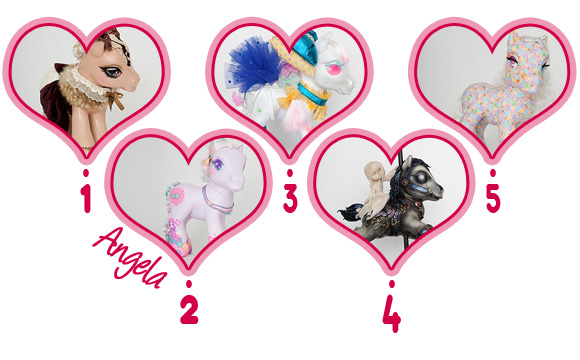 My Little Pony Project 2012 - Angela's Favourites