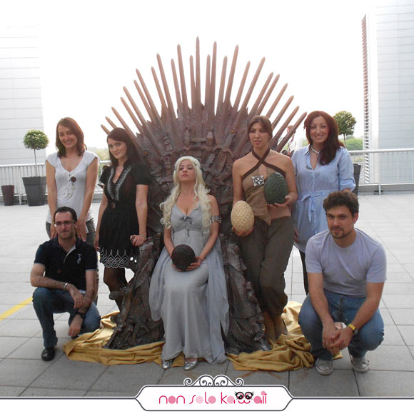Targaryen team, Trono di Spade, Sky