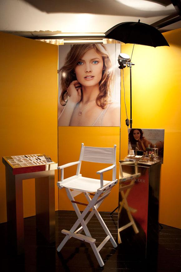 Estée Lauder Bronze Goddess Capri blogger event, evento milano