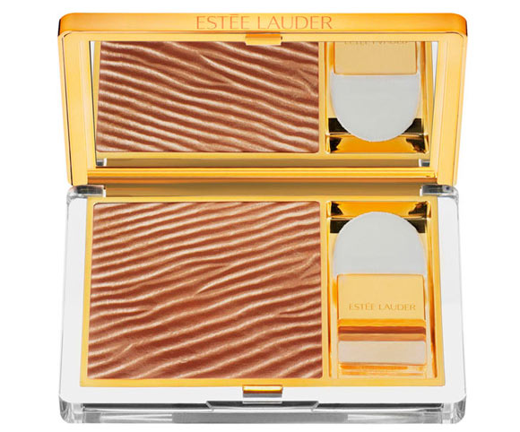 Pure Color - Illuminating Powder Gelée, Shimmering Sands Estée Lauder Bronze Goddess Capri summer collection 2012