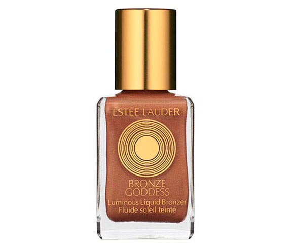 Bronze Goddess - Luminous Liquid Bronzer Estée Lauder Bronze Goddess Capri summer collection 2012