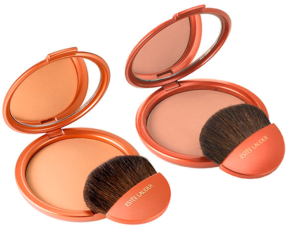 Bronze Goddess - Soft Matte Bronzer & Soft Shimmer Bronzer Estée Lauder Bronze Goddess Capri summer collection 2012