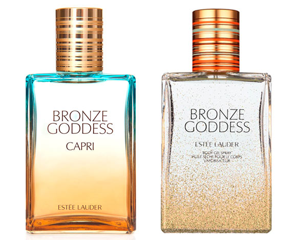 Bronze Goddess Estée Lauder Bronze Goddess Capri summer collection 2012