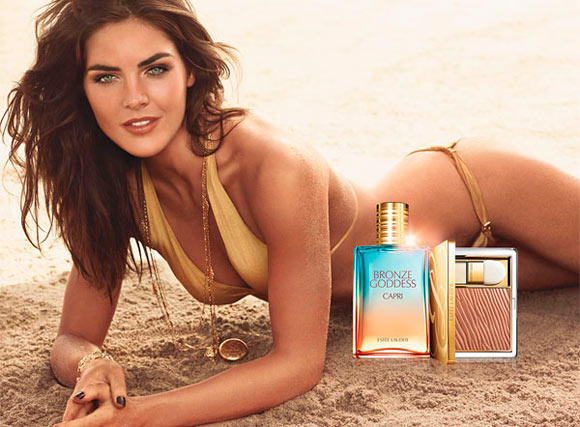 Estée Lauder Bronze Goddess Capri summer collection 2012