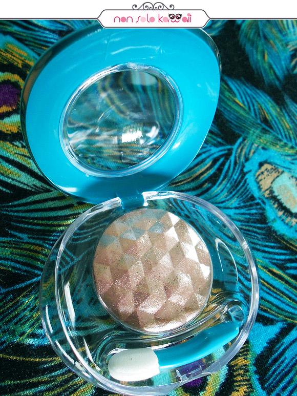 Pupa Hot Tropics Diamond Eyeshadow ombretti