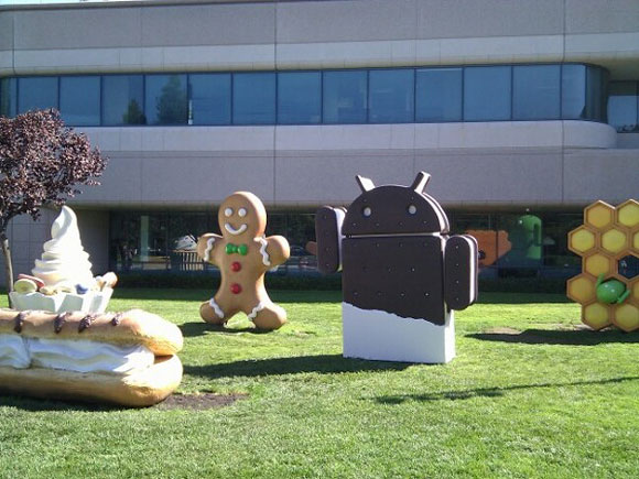 Samsung + Google - Samsung Galaxy Nexus Android Ice Cream Sandwich
