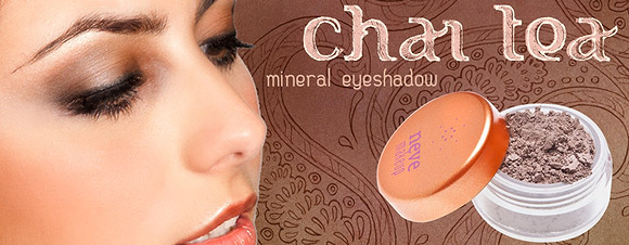 Chai Tea, Summer in India, Neve Cosmetics