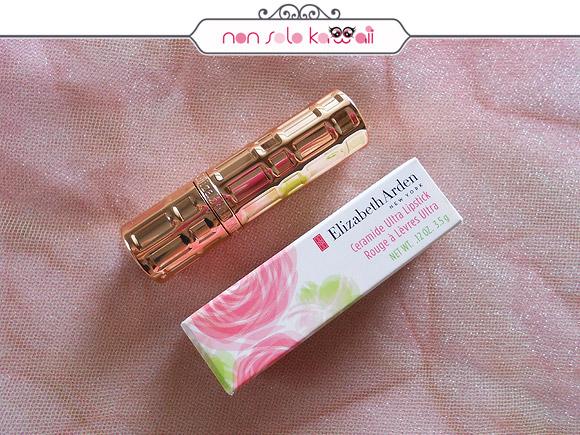 Elizabeth Arden, Ceramide Ultra Lipstick Rose Aurora Limited Edition