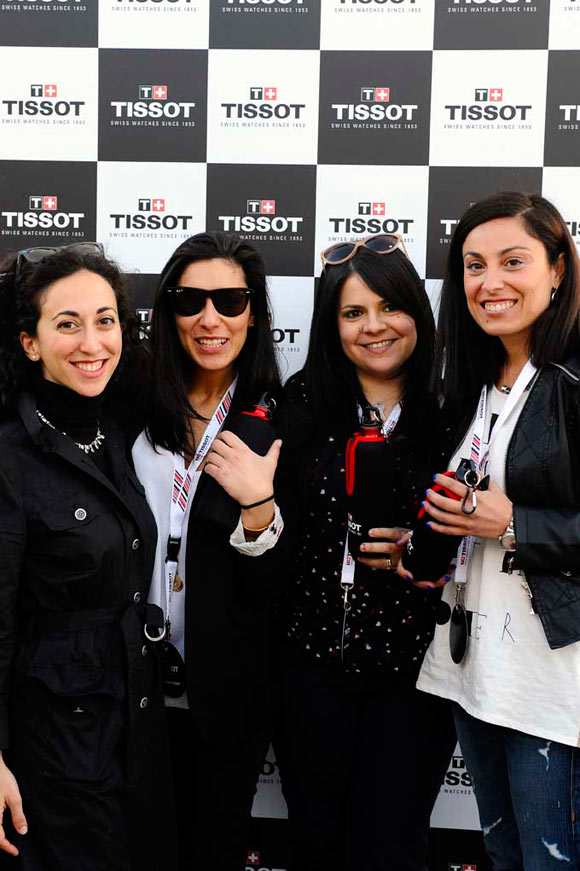 Tissot Racing Touch Event
