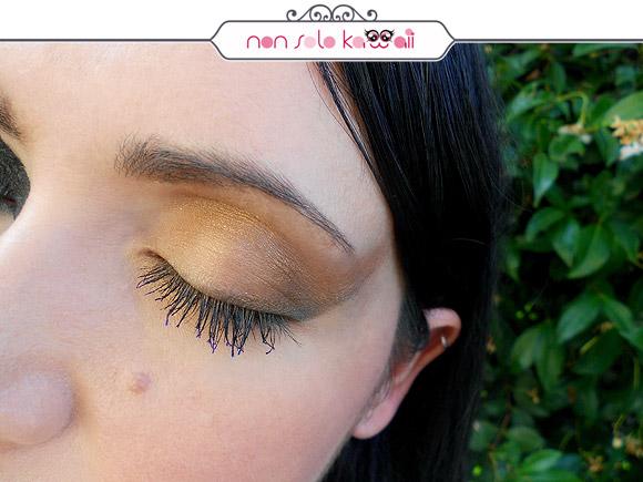 non solo Kawaii - Butterfleye, Make-up Yves Saint Laurent