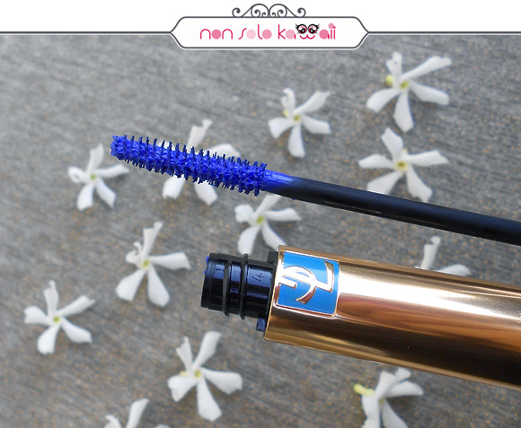 Yves Saint Laurent - Mascara Volume Effet Faux Cils Waterproof, 4 Bleu majorelle