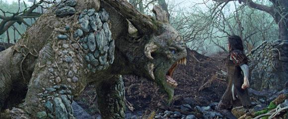 Snow White and the Huntsman, biancaneve e il cacciatore, Kristen Stewart e il troll