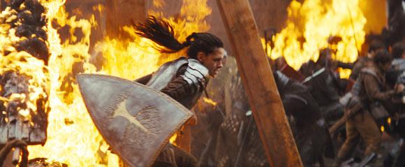Snow White and the Huntsman, biancaneve e il cacciatore, Kristen Stewart guerriera
