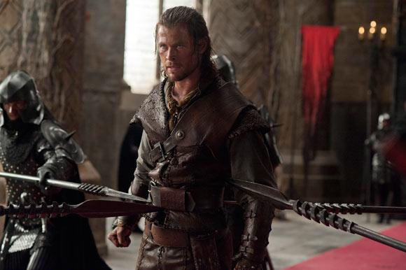 Snow White and the Huntsman, biancaneve e il cacciatore, Chris Hemsworth