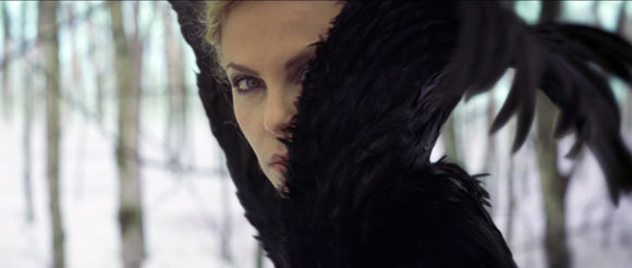 Snow White and the Huntsman, biancaneve e il cacciatore, Ravenna is Charlize Theron