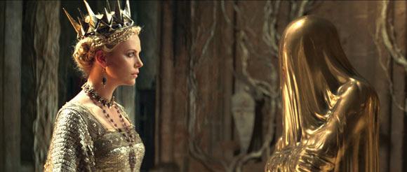 Snow White and the Huntsman, biancaneve e il cacciatore, Mirror Man, uomo specchio