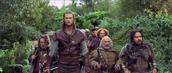Snow White and the Huntsman, biancaneve e il cacciatore, I Sette Nani / The Seven Dwarfs