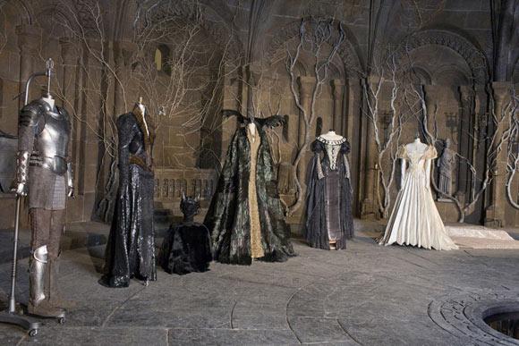 Snow White and the Huntsman, biancaneve e il cacciatore, Costume Designer Colleen Atwood