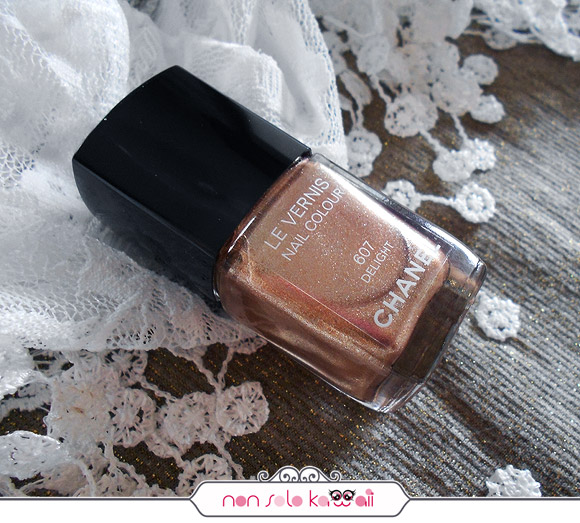 Collection Summertime de Chanel 2012 - Le Vernis - 607 Delight