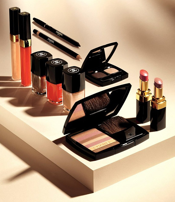 Collection Summertime de Chanel 2012