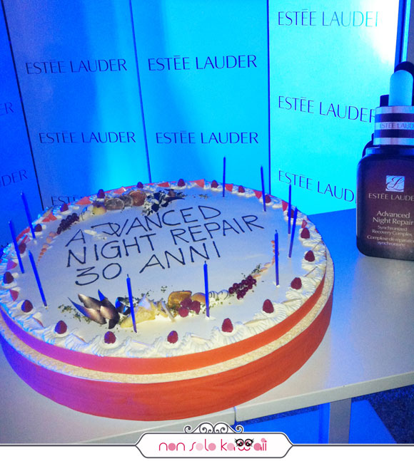 Estée Lauder, Advanced Night Repair, 30th Birthday, 30 anni, Harbour Club
