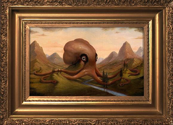 Scott Musgrove - The Hiker