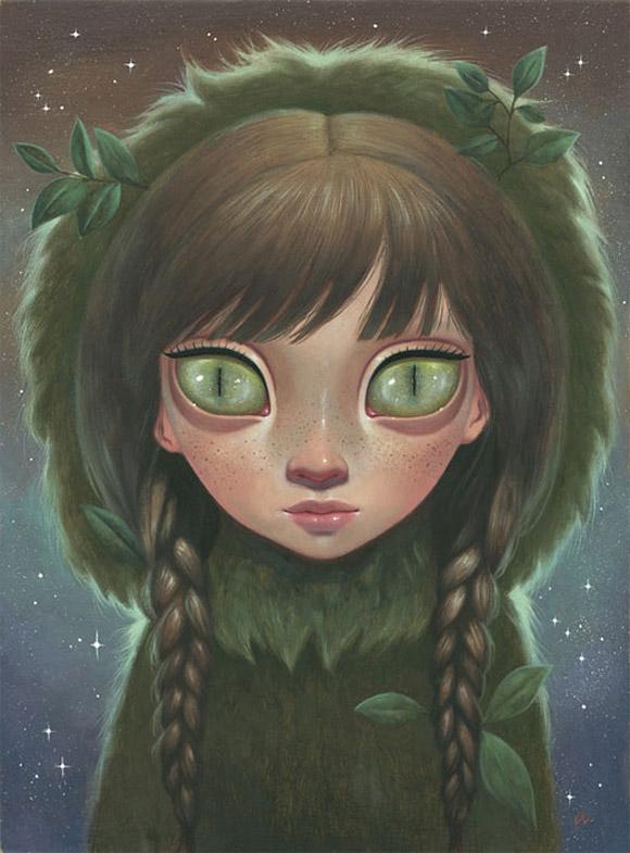 Ana Bagayan - The Tree Spirit