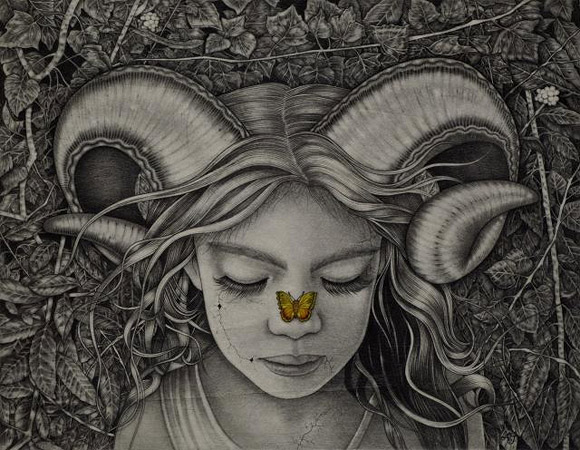 Alessia Iannetti - The Aries and the Butterfly