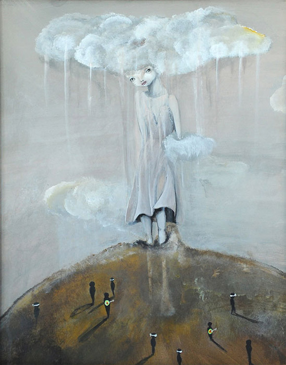 Ixie Darkonn - Atomic Dream in a blind World