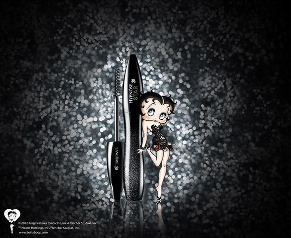 Hypnôse Star - Betty Boop & Daria Werbowy