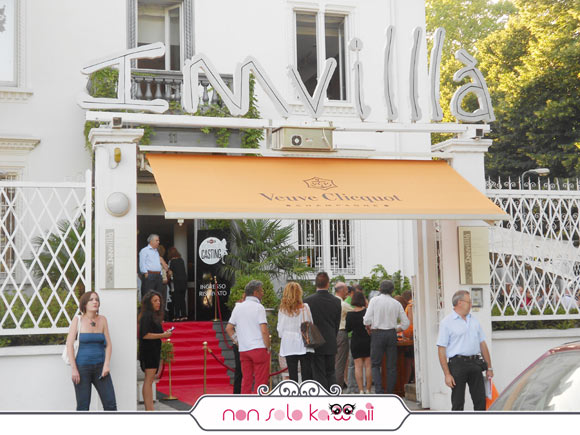 Martini Royale Casting - Inn Villà milano