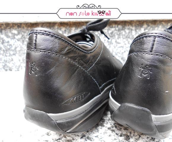 shoes MBT scarpe fisiologiche con suola curva