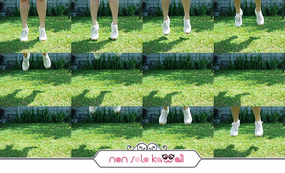 shoes MBT Pata White scarpe fisiologiche con suola curva