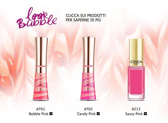 Miss Candy Collection by L'Oréal Paris - Look Bubble