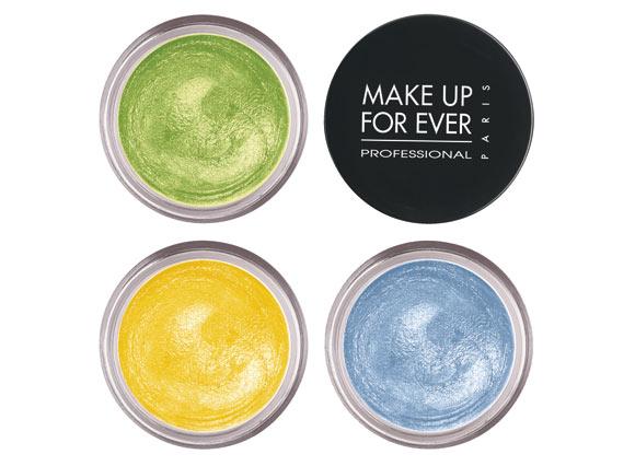 Aqua Cream new colors summer 2012 - Make Up For Ever