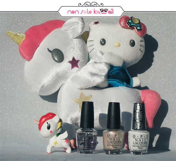 Stellina Tokidoki - OPI Shatter by non solo Kawaii