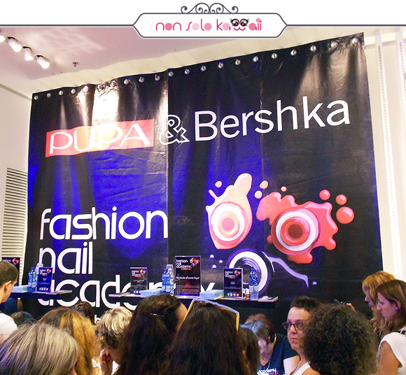 Pupa Nail Academy for Vogue Fashion's Night Out VFNO 2012 Milano