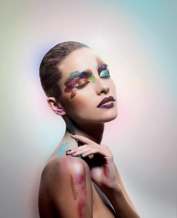 B by Limoni Official Make Up Milano Fashion Week