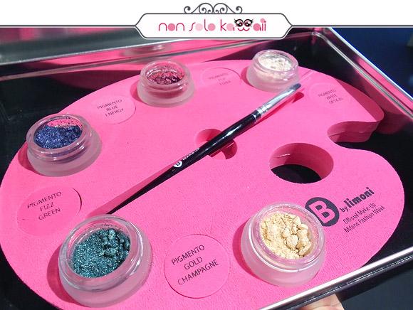 B by Limoni, The art of makeup, Milano Fashion Week 2012